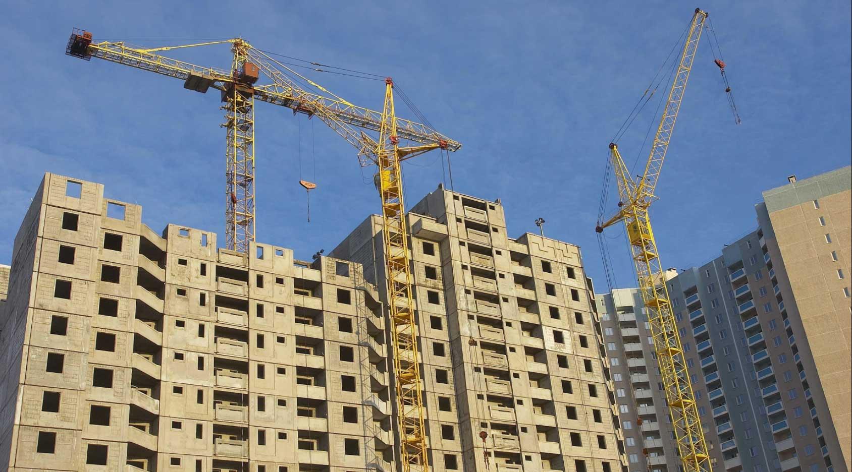 Кубань лидер по количеству сданного жилья