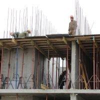 Фотоотчет о строительстве ЖК Огни Анапы за ноябрь 2017 г.