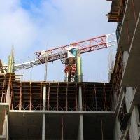 Фотоотчет о строительстве ЖК Огни Анапы за январь 2018 г.