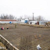 Фотоотчет о строительстве жк время за январь 2018