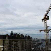 Фотоотчет о строительстве ЖК Притяжение за декабрь 2017