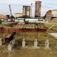 Фотоотчет о строительстве ЖК Время за октябрь 2017