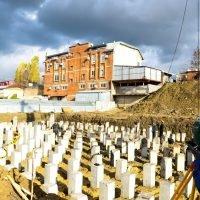 Фотоотчет о строительстве ЖК Время за ноябрь 2017