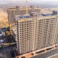 Фотоотчет о строительстве ЖК Трилогия за декабрь 2017