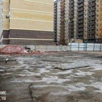 Фотоотчет о строительстве ЖК Притяжение январь 2018