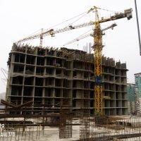 Ход строительства ЖК Флотилия за 08 февраля 2018 г.