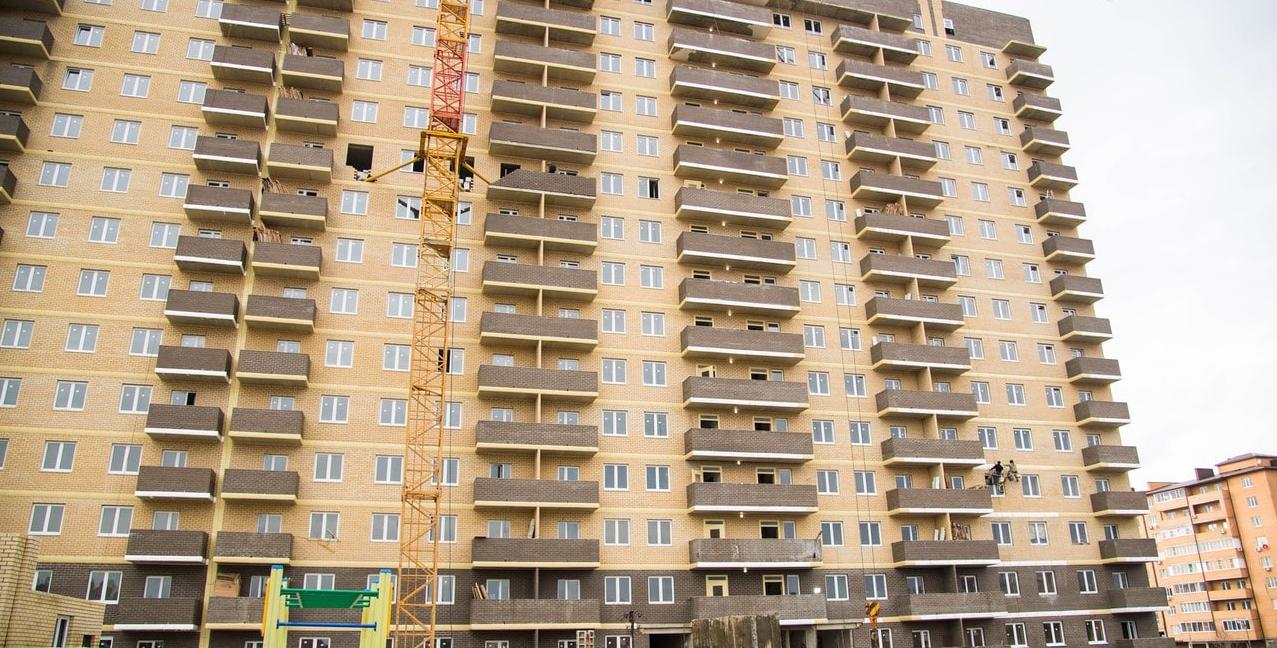 """Фотоотчет о строительстве ЖК """"Фонтаны"""" за март 2018 г."""