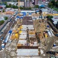 Фотоотчет о строительстве ЖК Время за апрель 2018 (2)