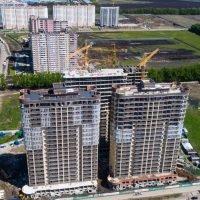Фотоотчет о строительстве ЖК Флотилия за апрель 2018 (2)