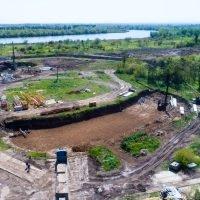 Фотоотчет о строительстве ЖК Фонтаны за апрель 2018 (2)