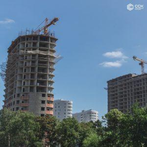 жк Фонтаны ход строительства
